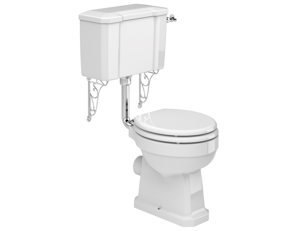 Adare Back To Wall Toilet Pan & Soft Close Seat – MyLife Bathrooms