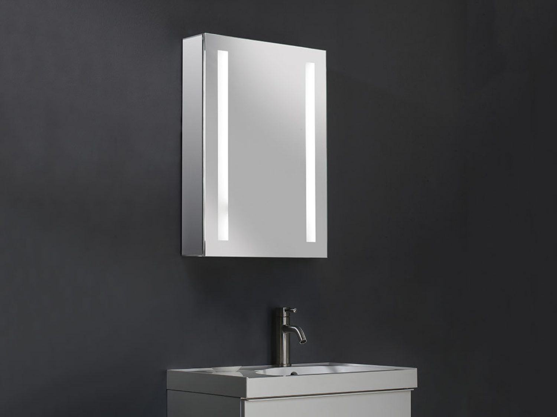 Annie 50 Led Mirror Cabinet